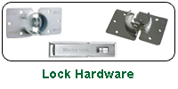 Lock Hasps and Hardware